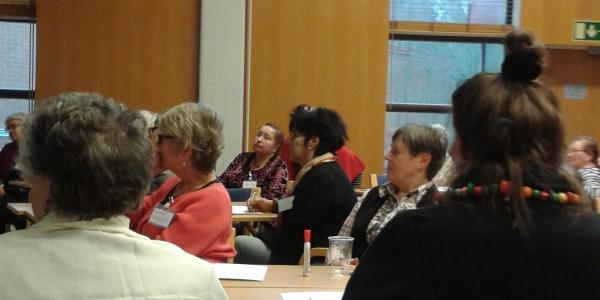 Koulutuspäiville Siikarantaan kokoontui 72 osanottajaa